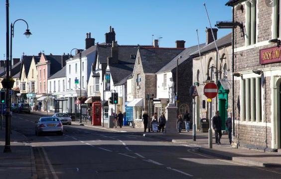 Taclus Confidential has customers in Cowbridge